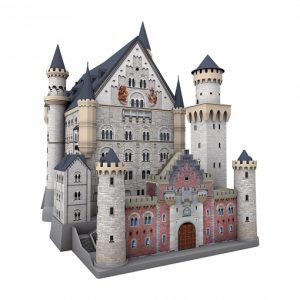 Neuschwanstein puzzle 3d
