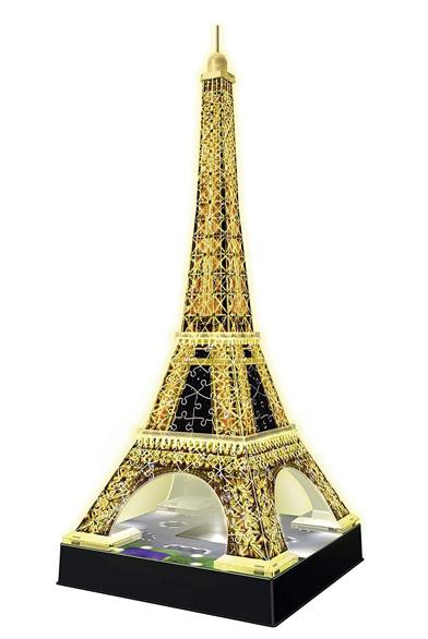 Torre Eiffel mejor puzzle 3d comprar