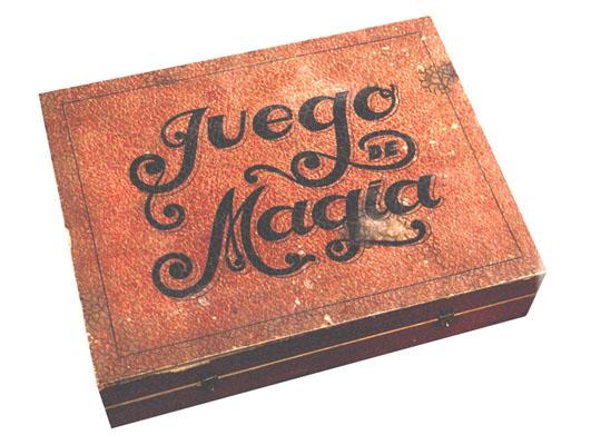 primer juego de magia borras