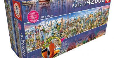 puzzle mas grande del mundo record