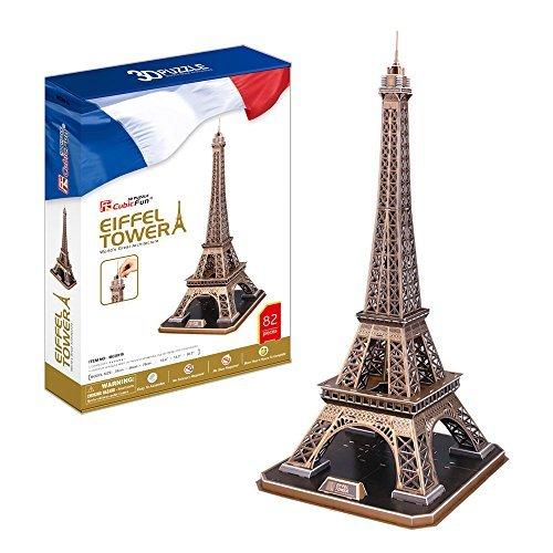 CubicFun La Torre Eiffel París