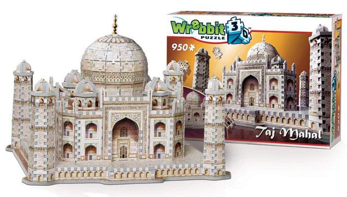 venta puzzle 3d Wrebbit