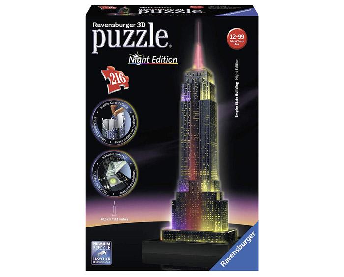 comprar Puzzle 3D Empire State Building