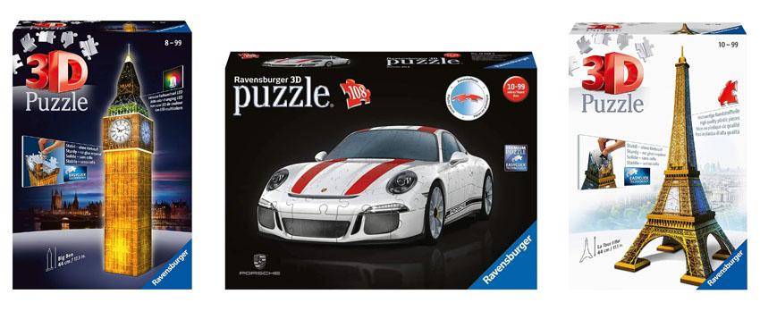 puzzle 3d adultos
